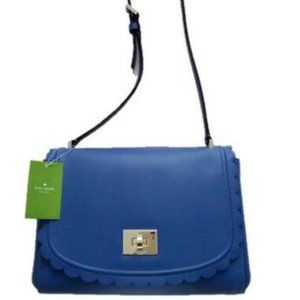 KATE SPADE New York SHOULDER BAG Purse Blue